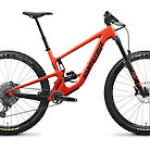 2021 Santa Cruz Hightower S Carbon Bike