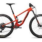 2021 Santa Cruz Hightower R Carbon Bike