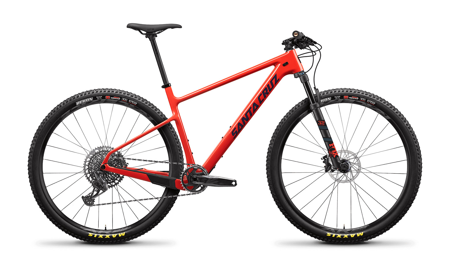 2021 Santa Cruz Highball X01 Carbon CC