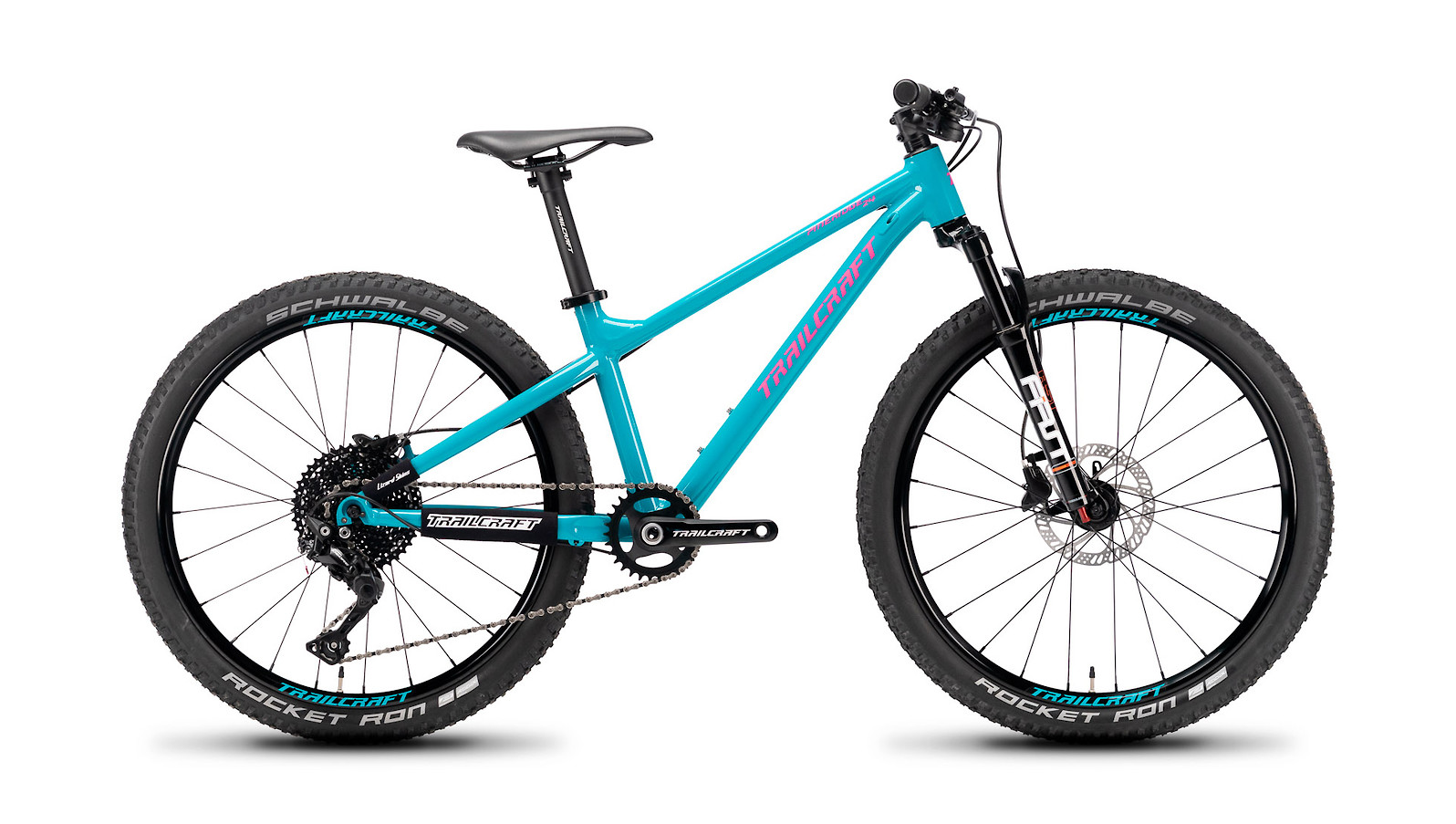 2020 Trailcraft Pineridge 24 Dirt Distancing Build (Turquoise; custom build shown)