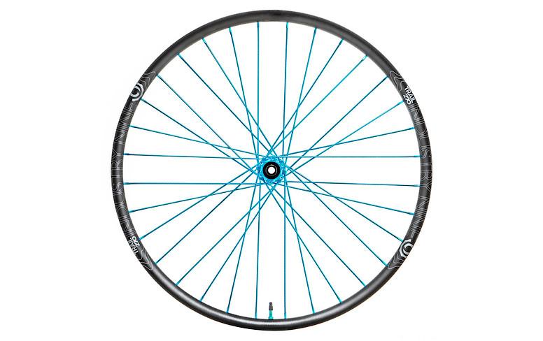 Industry Nine Trail 270 Hydra Wheelset (custom Blue)