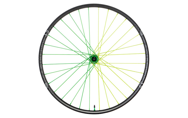 Industry Nine Trail 270 Hydra Wheelset (custom Green)
