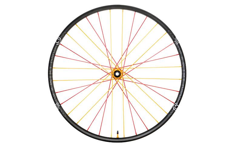 Industry Nine Trail 270 Hydra Wheelset (custom Pink/Gold)