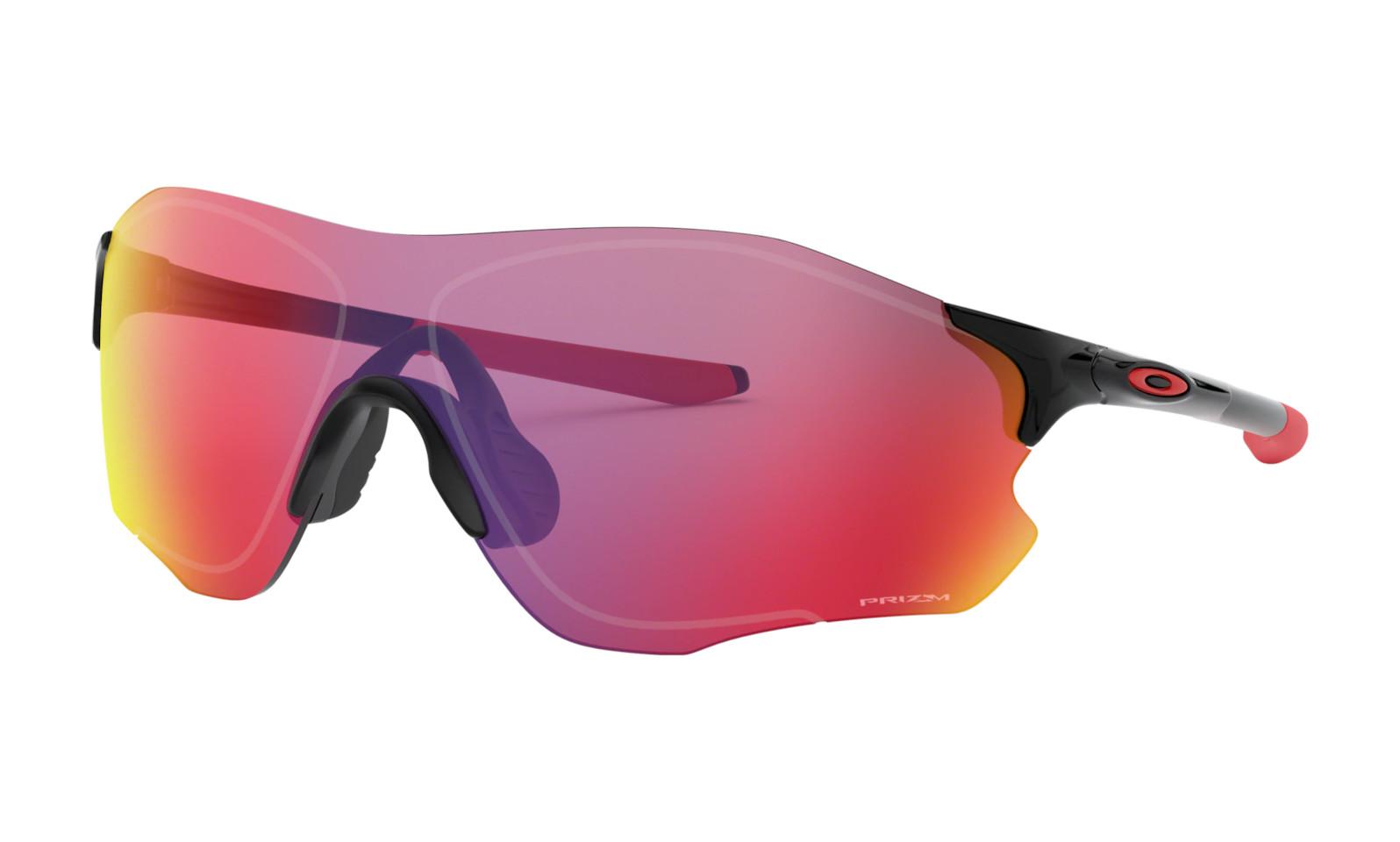 Oakley EVZero Path - Polished Black frames with Prizm Road lenses