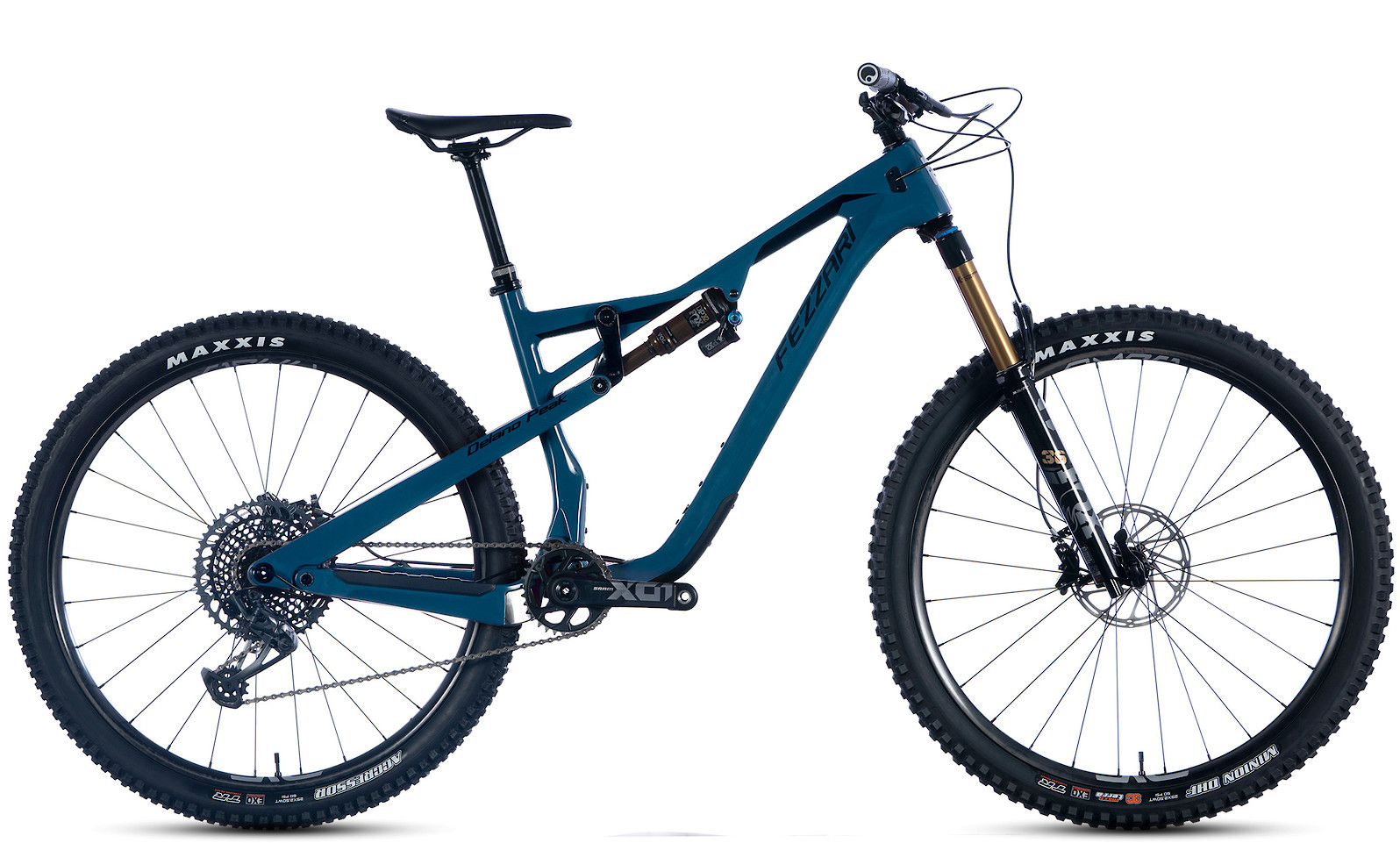 2020 Fezzari Delano Peak Pro (Blue)