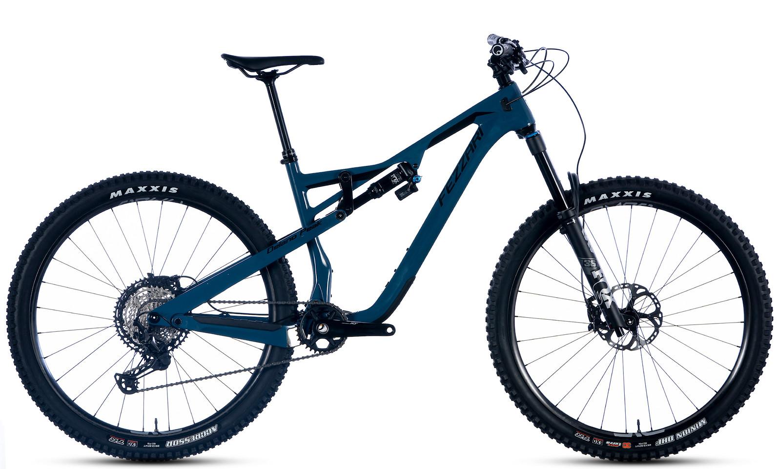 2020 Fezzari Delano Peak Elite Race (Blue)