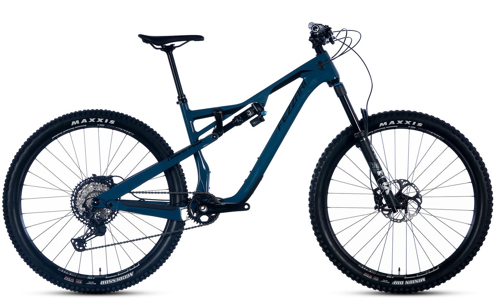 2020 Fezzari Delano Peak Elite (Blue)