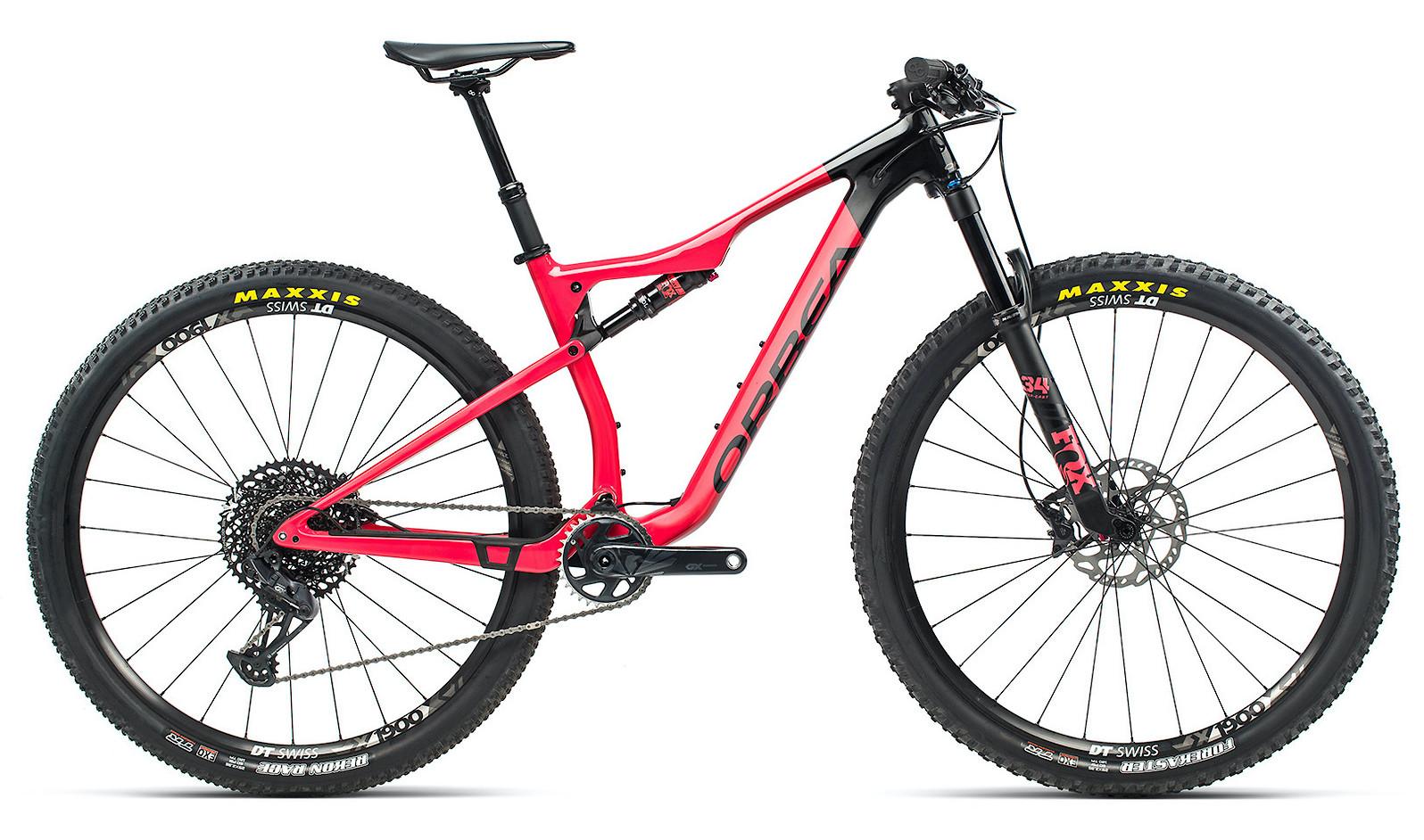 Orbea Oiz M20 TR Bike