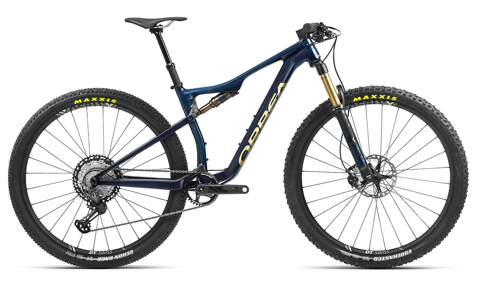 Orbea Oiz M-Pro TR Bike