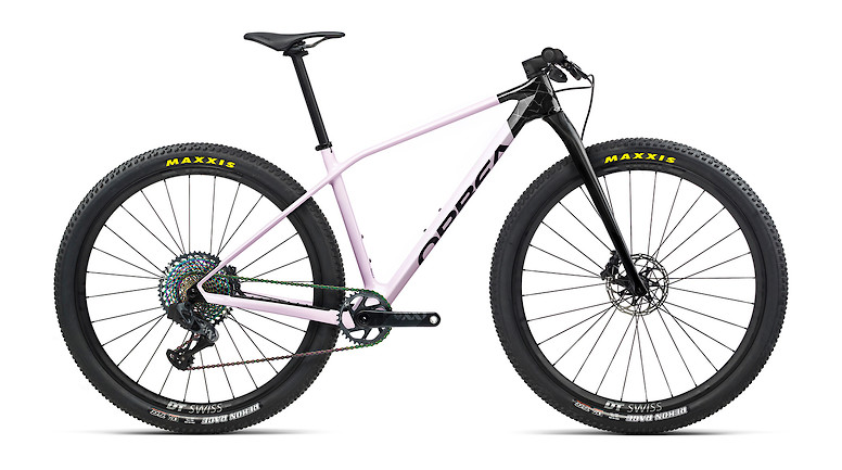 2021 Orbea Alma M LTD (Pink/Marble)