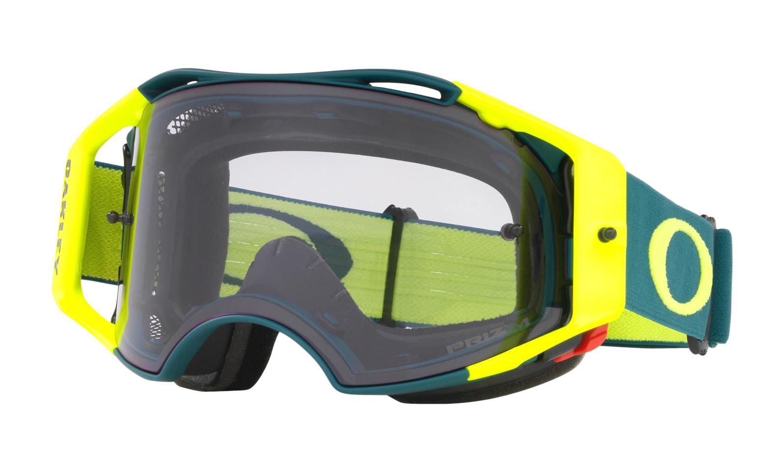 Oakley Airbrake MTB Goggles - Balsam Retina frame, Prizm Low Light lens