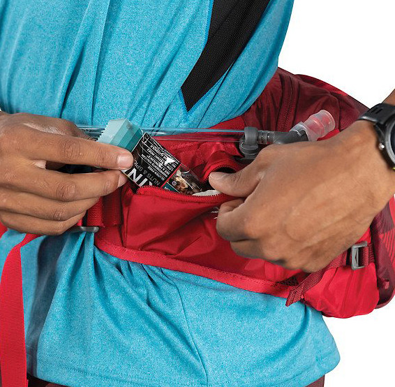 Osprey Seral Lumbar Pack - detail