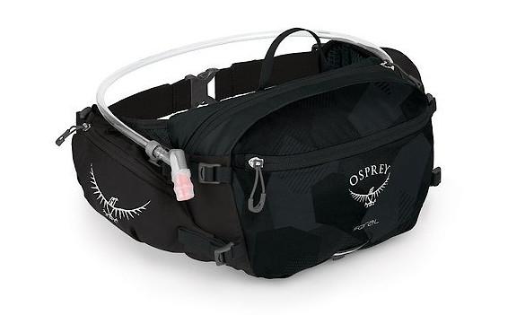 Osprey Seral Lumbar Pack - Obsidian Black