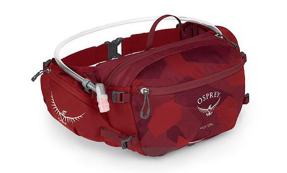Osprey Seral Lumbar Pack - Molten Red