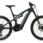 2021 Whyte E-160 RS V1 E-Bike