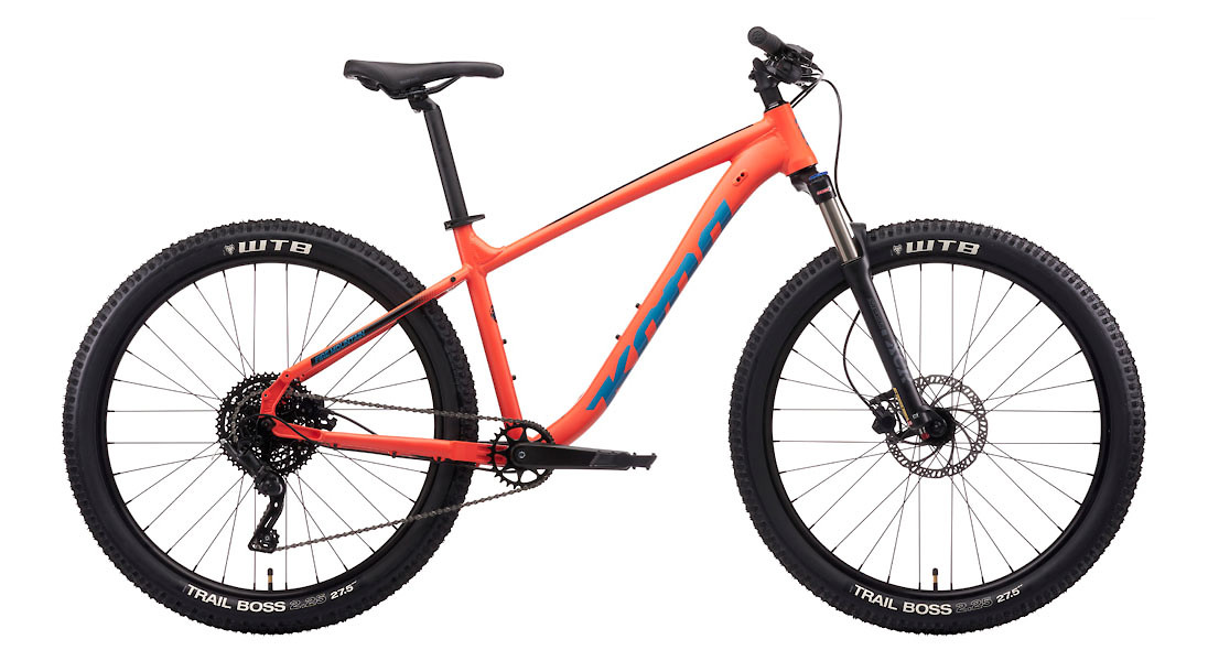 2021 Kona Fire Mountain (Matte Blood Orange)