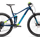 2021 Cube Stereo 120 Pro 29 Bike
