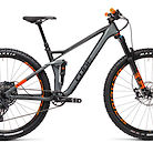 2021 Cube Stereo 120 HPC TM 29 Bike