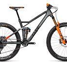 2021 Cube Stereo 140 HPC TM 27.5 Bike