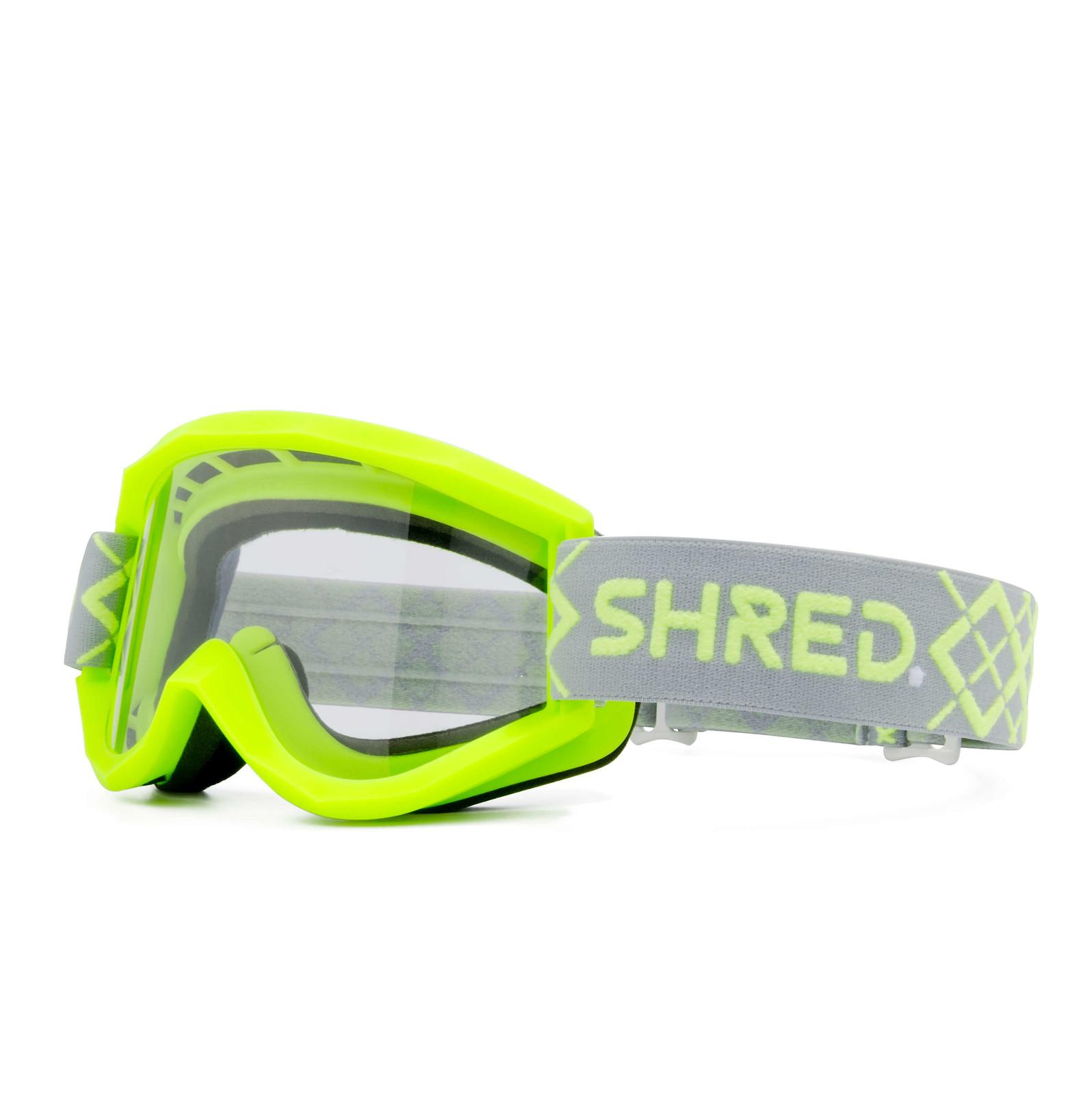 SHRED. Soaza MTB - Bigshow Yellow