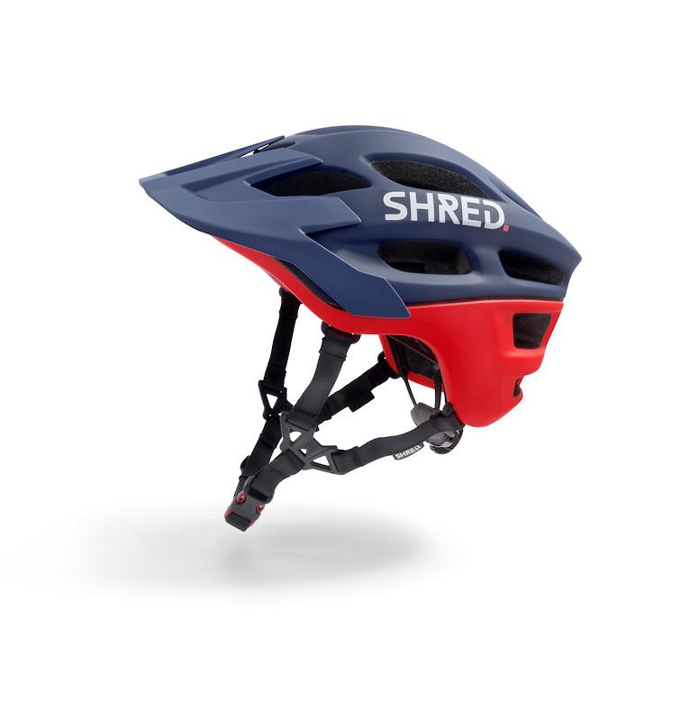 SHRED. Short Stack - BigShow Navy