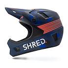 SHRED. Brain Box NoShock Full Face Helmet