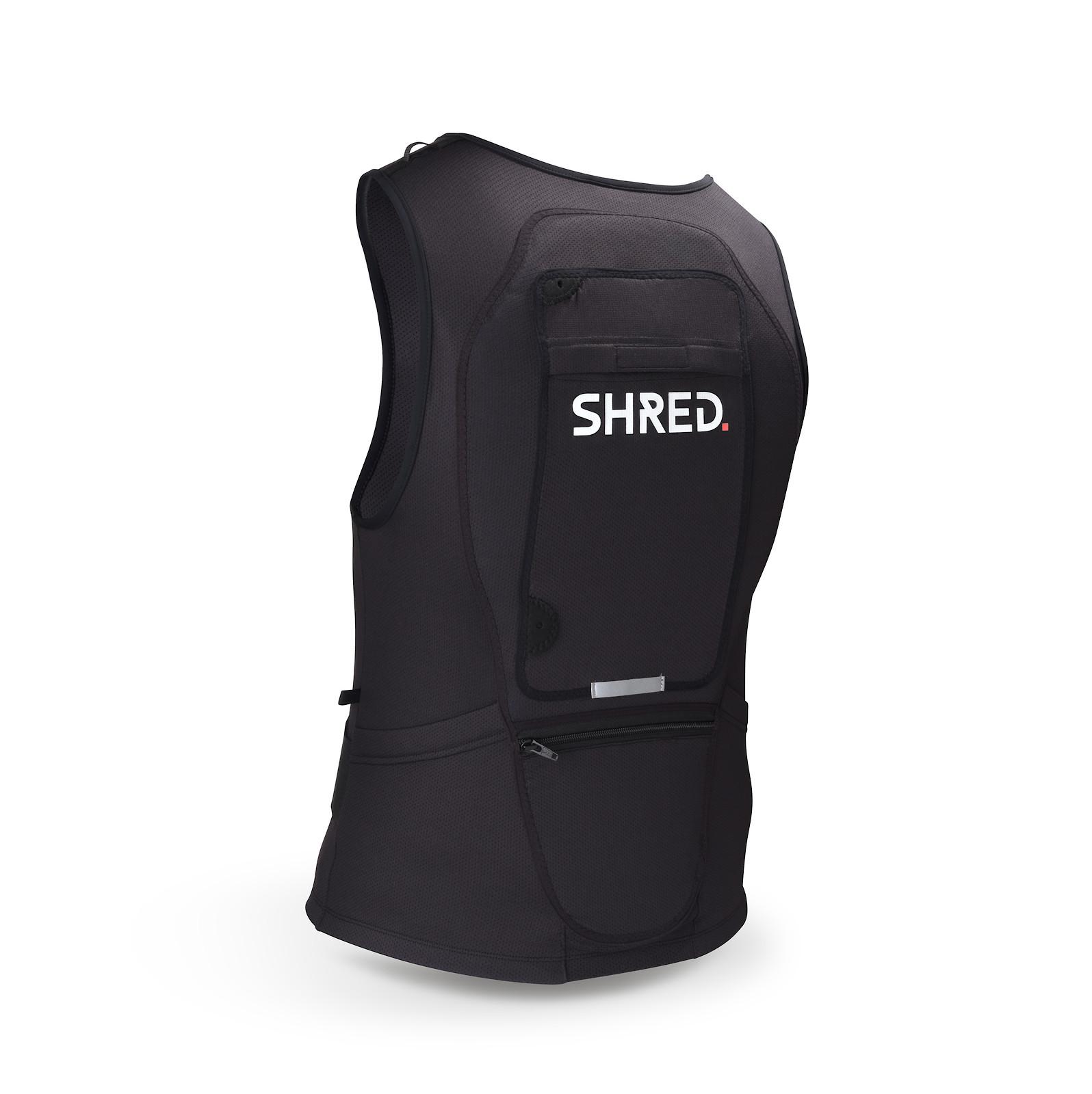 SHRED. Flexi Back Protector Trail Vest