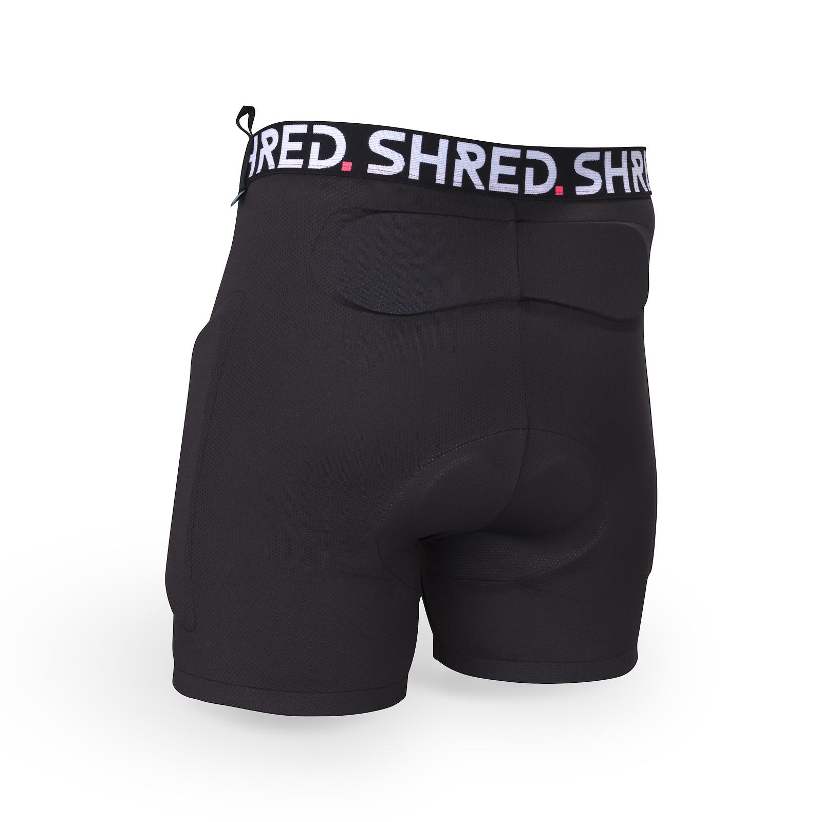 SHRED. Protective MTB Shorts