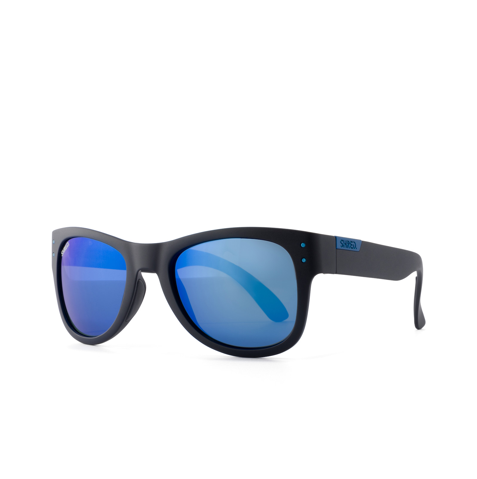 SHRED. Belushki - Black/Blue CBL Polarized Sky