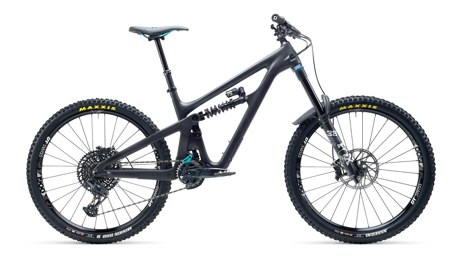 2021 Yeti SB165 C2 (Black)
