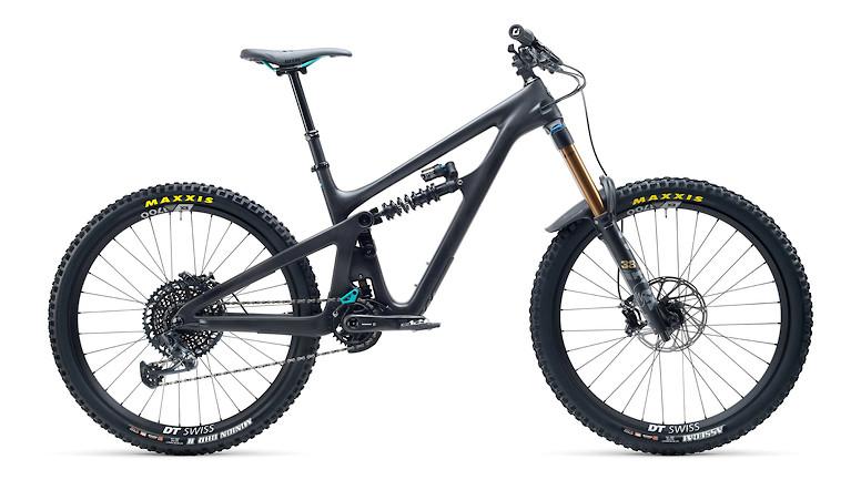 2021 Yeti SB165 T2 (Black, with FOX DHX2 shock)