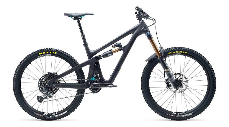 2021 Yeti SB165 T2 (Black, with FOX FLOAT X2 shock)