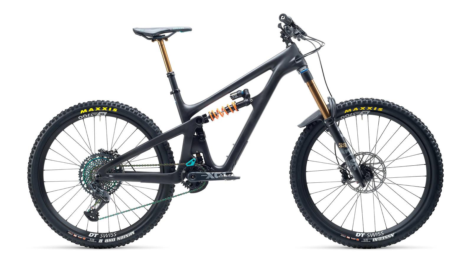 2021 Yeti SB165 T3 (Black)