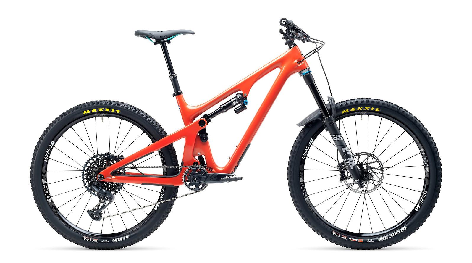 2021 Yeti SB140 C2 (Inferno)