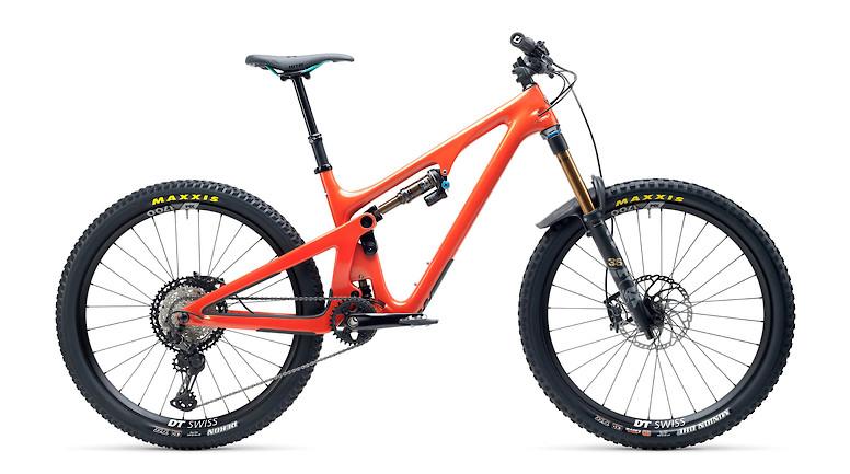 2021 Yeti SB140 T1 (Inferno)