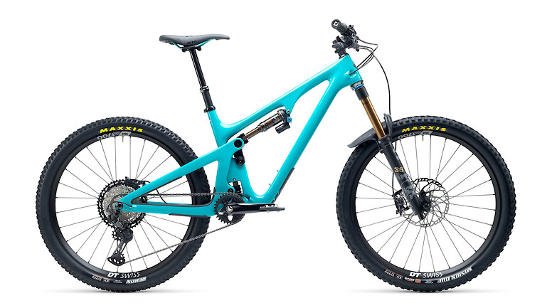 2021 Yeti SB140 T1 (Turquoise)