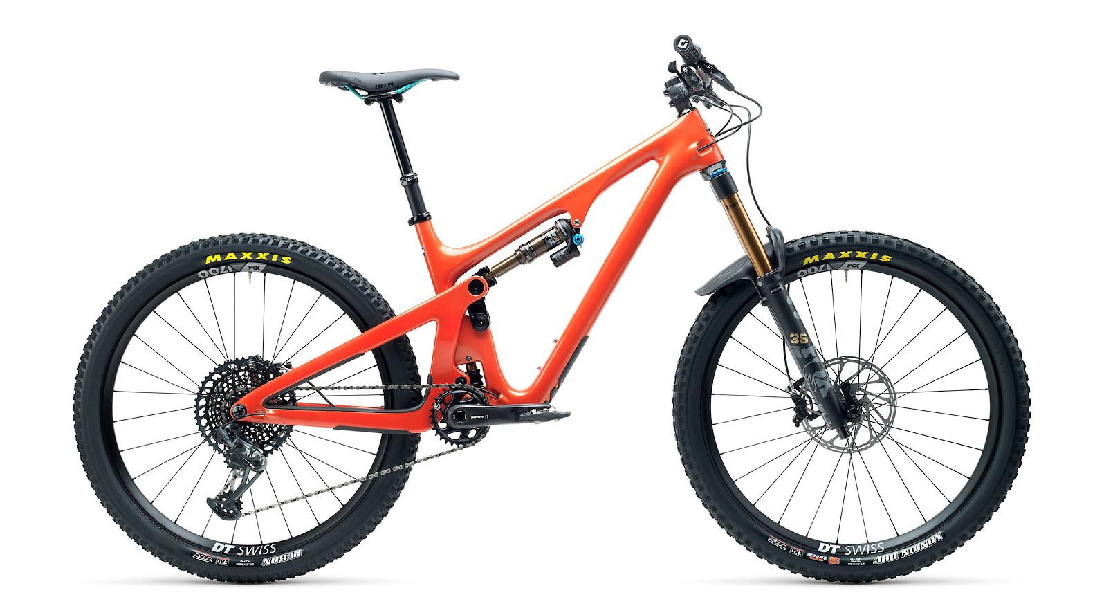 2021 Yeti SB140 T2 (Inferno)