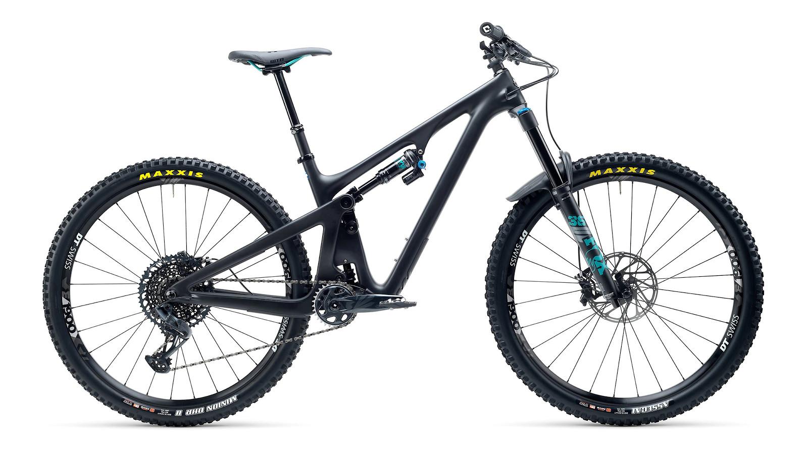 2021 Yeti SB130 CLR (Black)