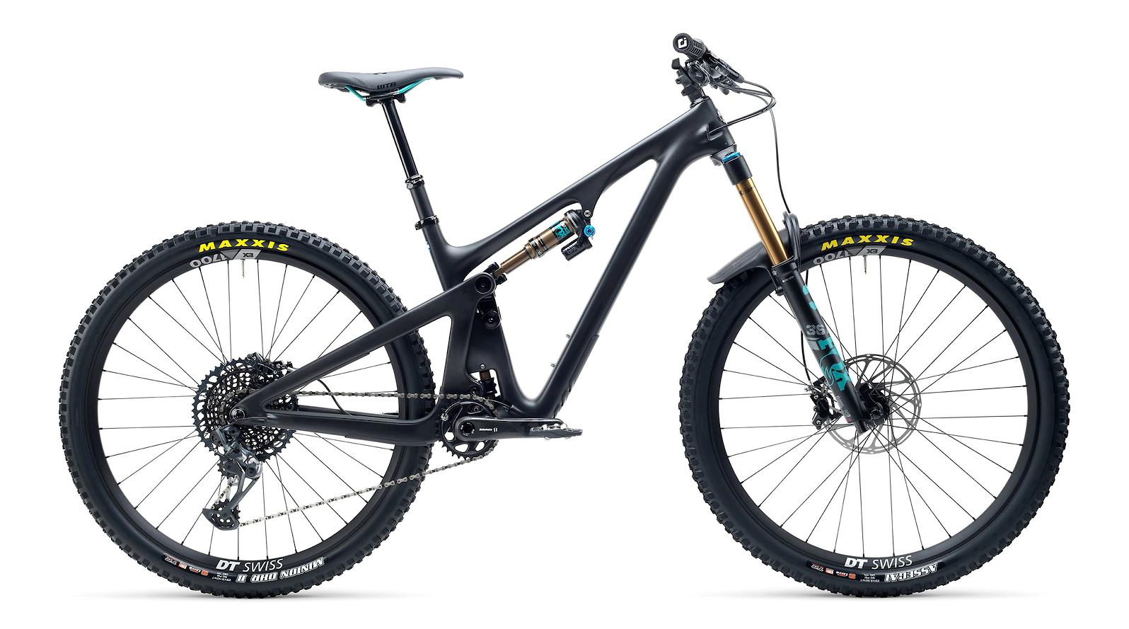 2021 Yeti SB130 TLR T2 (Black)