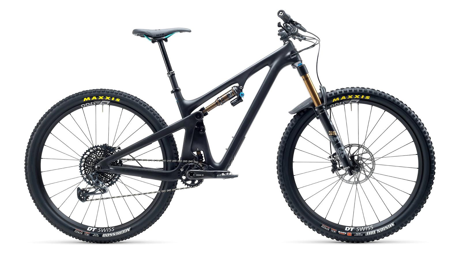 2021 Yeti SB130 T2 (Black)
