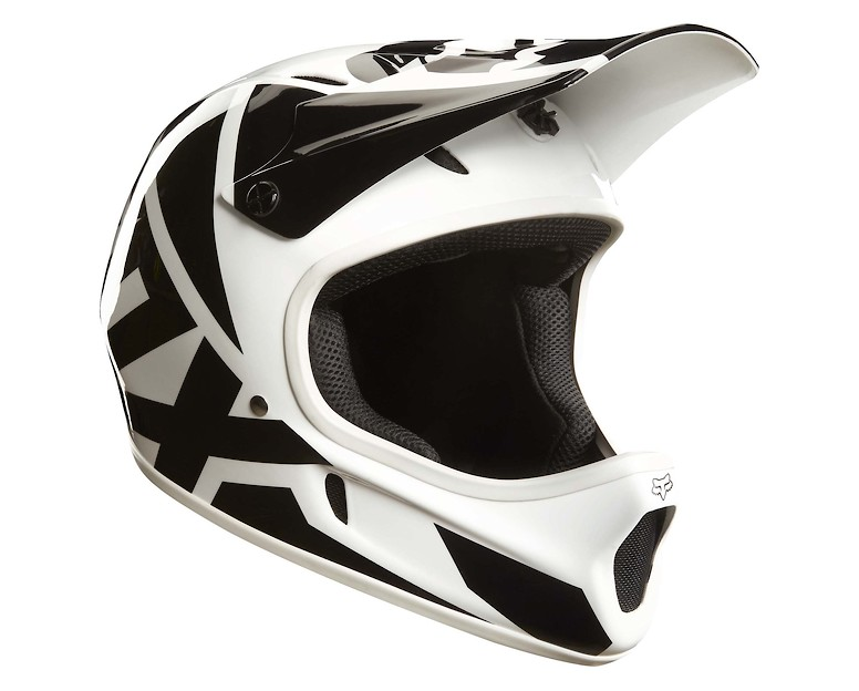 2017 Rampage - Race White/Black