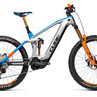 2021 Cube Stereo Hybrid 160 HPC ActionTeam 625 E-Bike