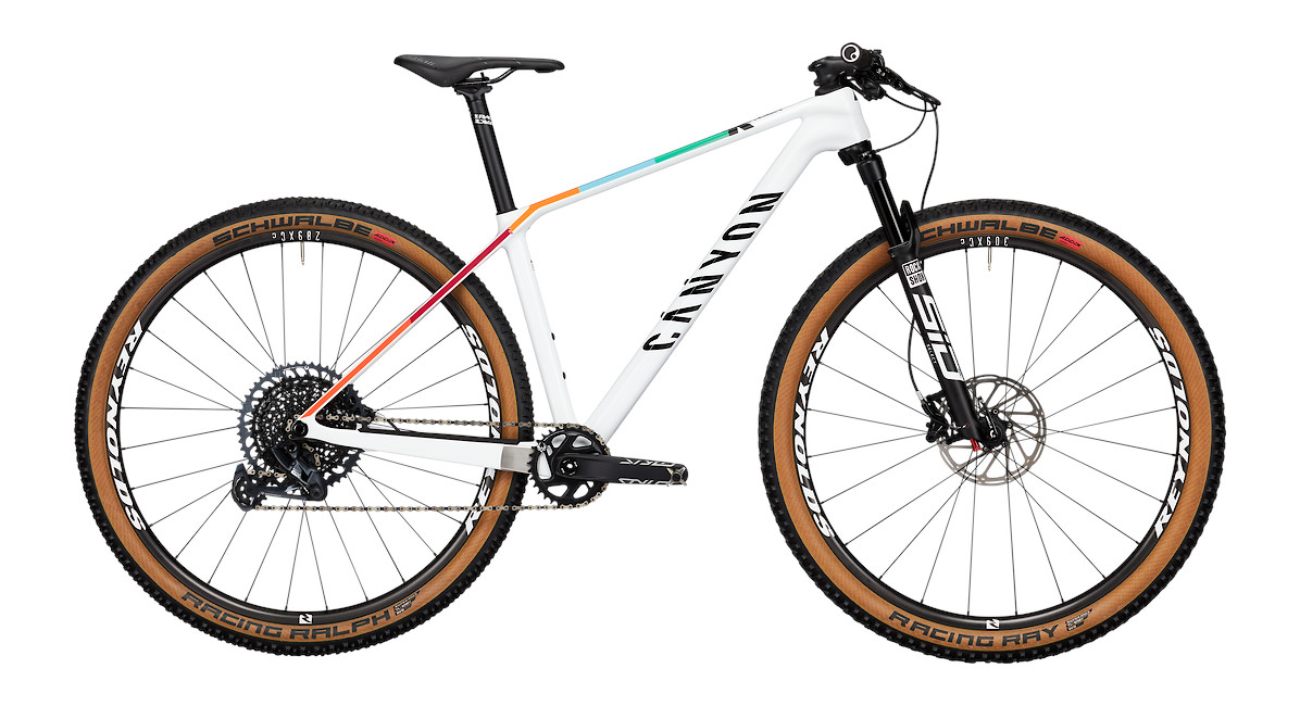 2021 Canyon Exceed WMN CF 7