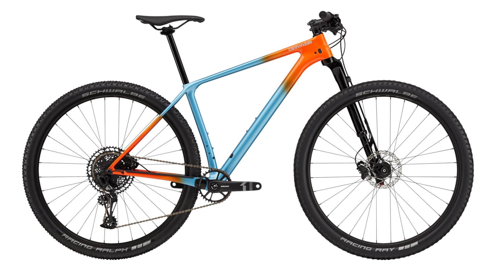 2021 Cannondale F-Si Carbon 4 (Alpine)