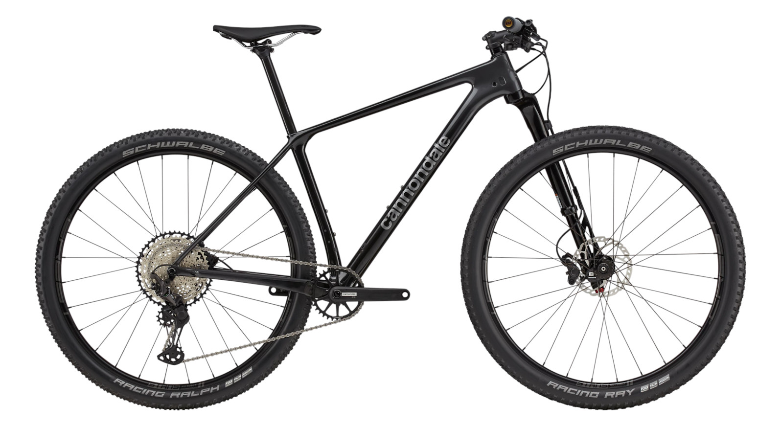 2021 Cannondale F-Si Carbon 3 (Black Pearl)