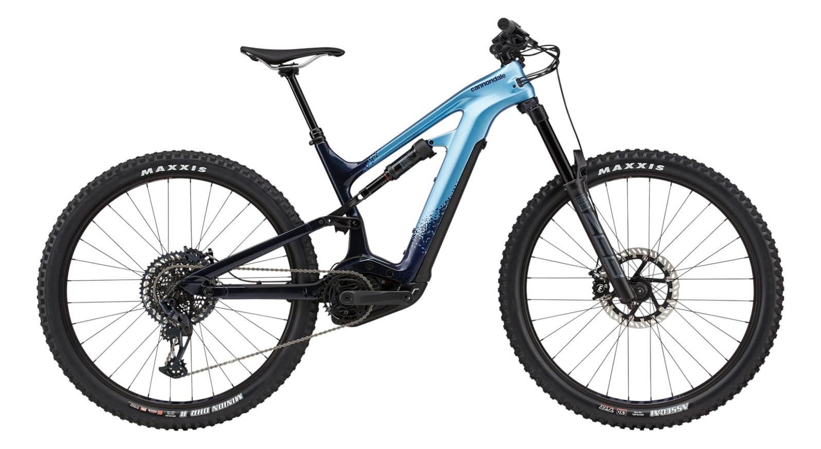 2021 Cannondale Moterra Neo Carbon 2 (Alpine)