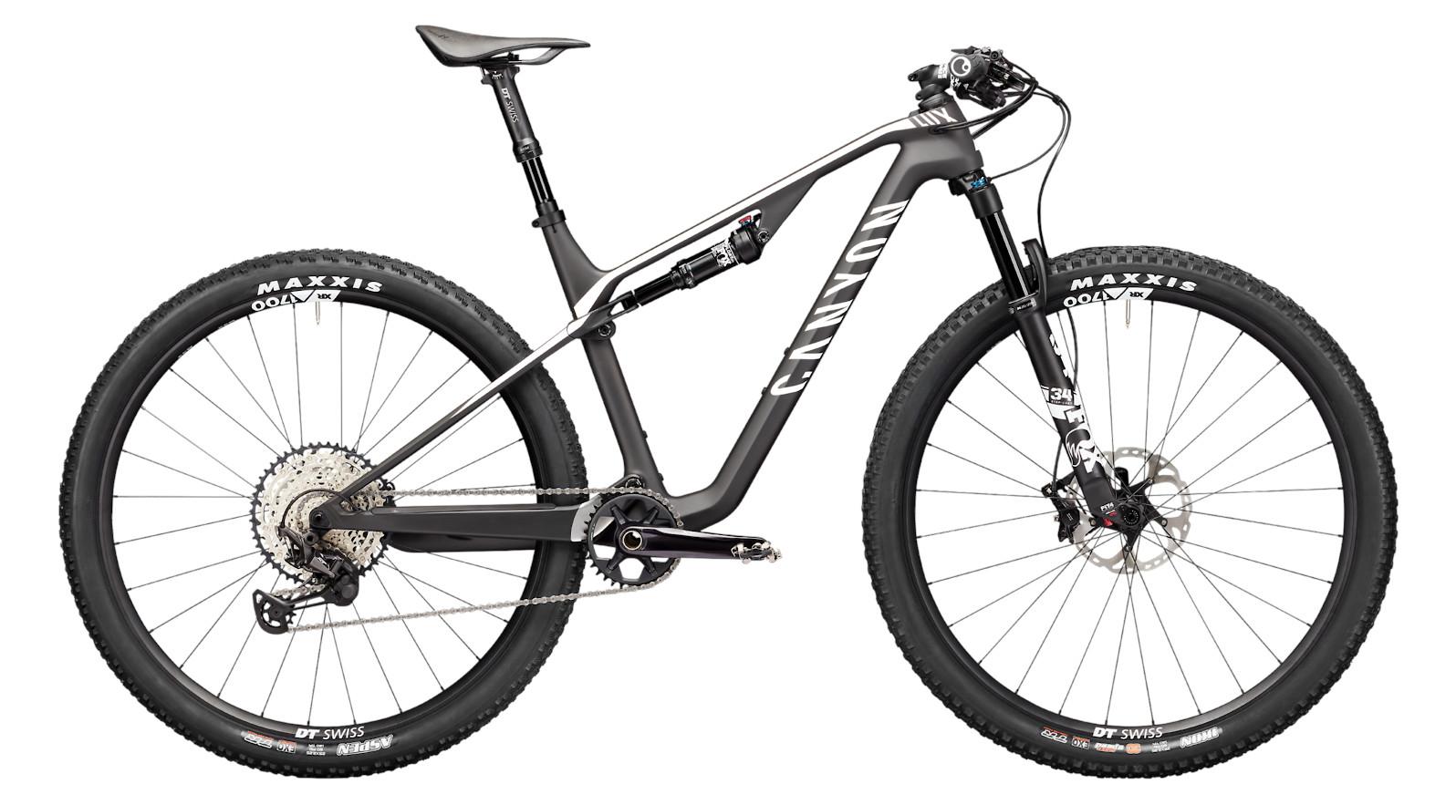 2021 Canyon Lux CF 7