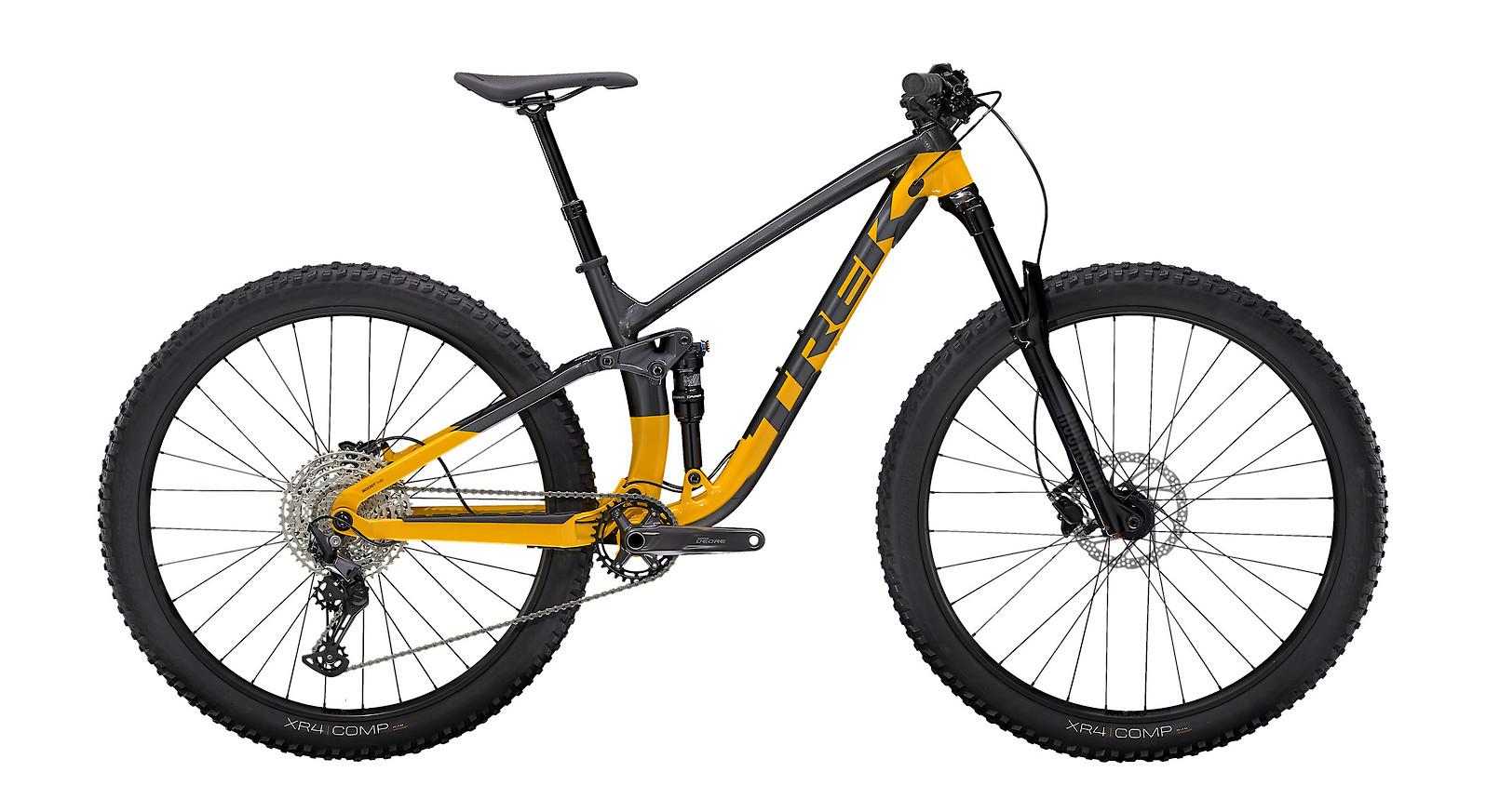 2021 Trek Fuel EX 5 (Lithium Grey/Marigold)