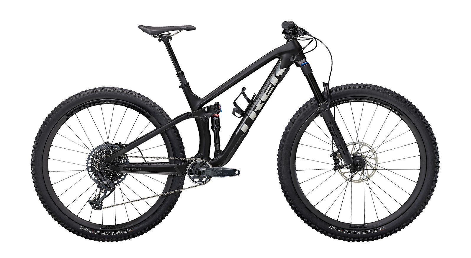2021 Trek Fuel EX 9.8 GX (Matte Carbon Smoke)