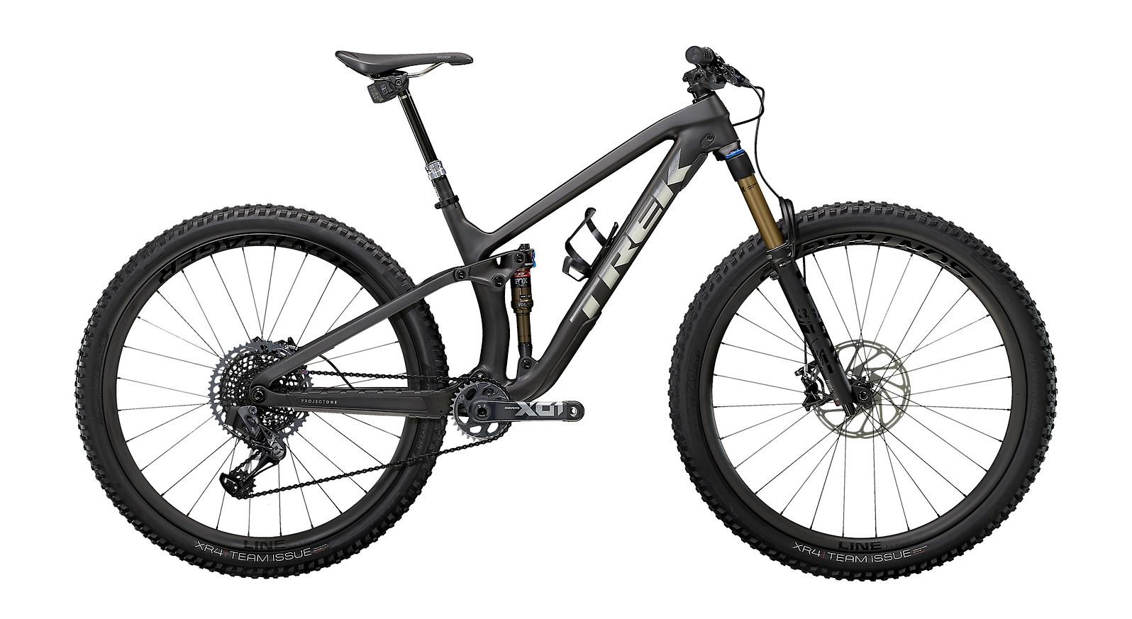 2021 Trek Fuel EX 9.9 X01 AXS (Matte Carbon Smoke)